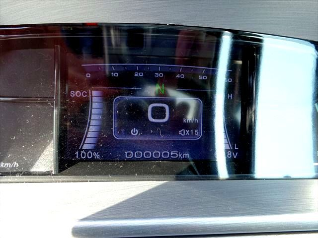Paddock 超小型EVミニカー e-mo[イーモ]-5